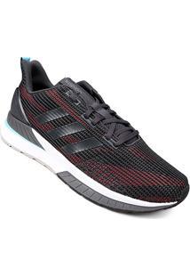 Tênis Adidas Questar Tnd Masculino - Masculino-Cinza+Laranja