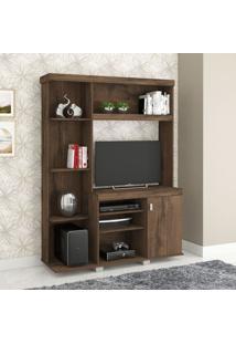 Estante Para Tv 32 Polegadas Leticia Plus Café