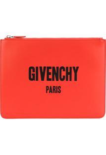 Givenchy Bolsa Carteira 'Iconic' - Vermelho