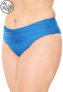 Calcinha Marcyn Hot Pant Control Azul
