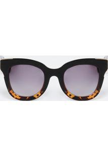 0d792d411c3c0 -13% Óculos De Sol Feminino Gateado Marisa R 79 ...