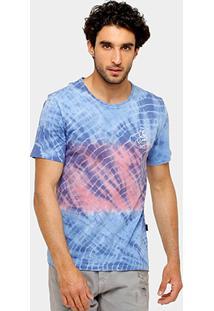 Camiseta Triton Tinturada Masculina - Masculino