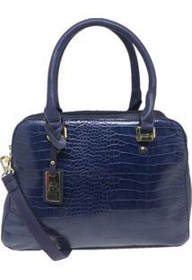 Bolsa Importada Casual Sys Fashion 8543 Azul