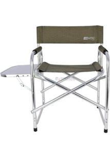 Cadeira Dobrável Nautika Diretor - Unissex-Cinza