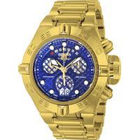 9c3abdb5d50 Relógio Invicta Subaqua Analógico 014498 Masculino - Masculino-Dourado