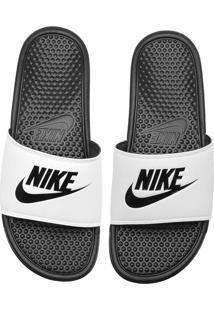 Chinelo Nike Sportswear Benassi Preto