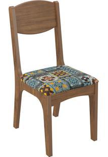 Cadeira Ca12 Ladrilho Nobre Fosco