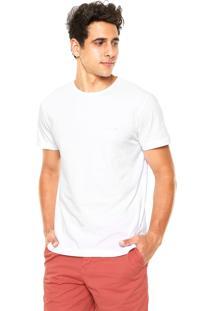 Camiseta Richards Slim Branca