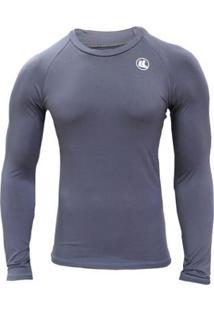 Camisa Térmica El Fator Uv Manga Longa Poliamida - Masculino