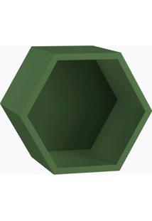 Nicho Favo Verde Musgo Laca M284