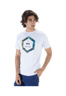 Camiseta Fatal Estampada 22152 - Masculina - Branco