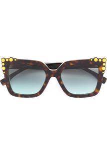 Óculos De Sol Oversized feminino   Gostei e agora  5ced0c72b0