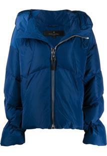 Nicole Benisti Matignon Down Jacket - Azul