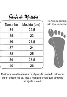 Sandã¡Lia Anabella Zapatus Jeans. - Multicolorido - Feminino - Dafiti