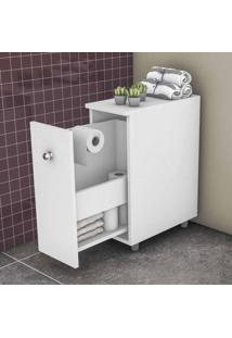 Armário De Banheiro Bcm 116 Branco - Movel Bento