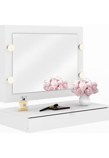 Espelho Camarim Tecno Mobili Pe2006 Branco