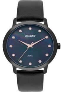 ... Relógio Feminino Orient Analógico Fpsc0003 P1Px - Unissex-Preto 24b33d7bca