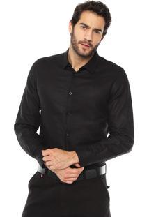 Camisa Forum Smart Cinza