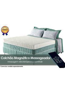 Colchão Anjos Confort Magnético C/Massagem Casal 138