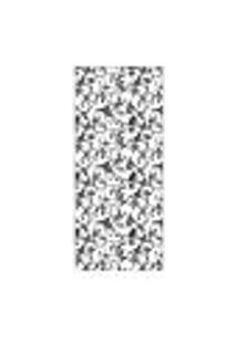 Adesivo Decorativo De Porta - Floral - 705Cnpt Auto Colante