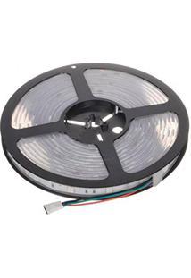 Fita Strip Led Com 300 Leds Uso Interno Luz Branca Fria 12V Ip20 - 80013 - Be.Led