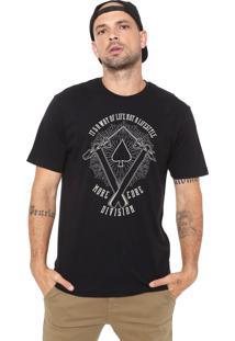 Camiseta Mcd Hamer Preta