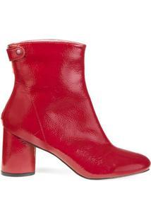 13bd0941b Bota Vermelha Verniz feminina | Shoelover