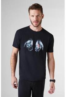 Camiseta Estampada Rabbit Hole Reserva Masculina - Masculino