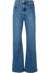 Nobody Denim Calça Jeans Jacqueline - Azul