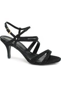 Sandália Zariff Shoes Glitter