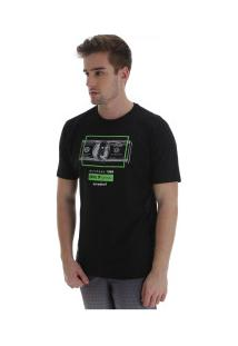 Camiseta Fatal Estampada 22113 - Masculina - Preto