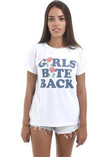 Camiseta Korova Girl Power Bite Back