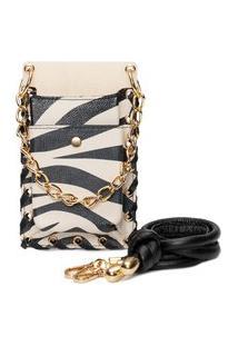 Bolsa Feminina Zebra - Animal Print