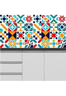 Adesivo Azulejos Modernos 11 (20X20Cm)