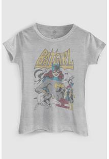 Camiseta Dc Comics Power Girls Batgirl Bandup! - Feminino