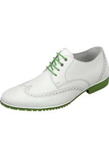 Sapato Sandro Moscoloni May Oxford Branco