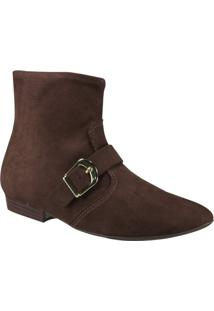 Bota Ankle Boot Piccadilly Fashion Comfort