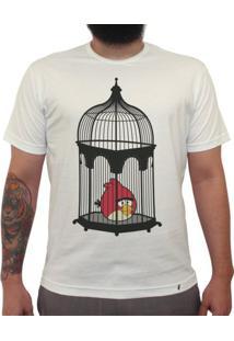 Sad Birds - Camiseta Clássica Masculina