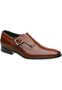 Sapato Monk Masculino Malbork Em Couro 60054 - Masculino