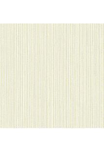 Papel De Parede Com Aspecto Texturizado- Bege- 1000Xshark Metais