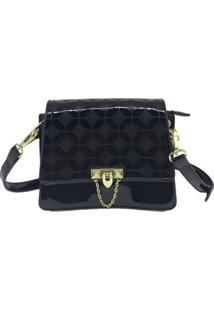 Bolsa Pequena Casual Importada Sys Fashion 8511 Preto