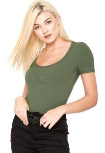 Camiseta Forum Justa Verde