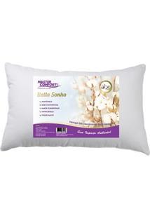 Travesseiro Bello Sonho Fibra Orgânica Altura 15 Cm