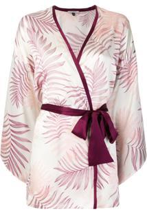 Gilda & Pearl Kimono Kew - Rosa