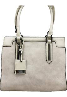 Bolsa Importada Transversal Sys Fashion 2701 Branco