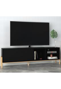 Rack Para Tv 1 Porta Br51 - Brv Elare