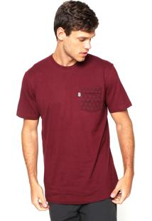 Camiseta Mcd Espada Vinho