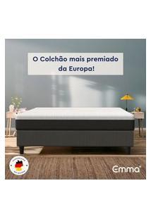 Colchão Emma Original Casal (138X188Cm) - Tecnologia Alemã Líder Na Europa Emma