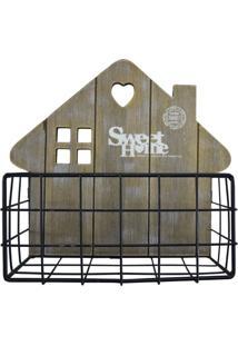 Cesta Organizadora Sweet Home