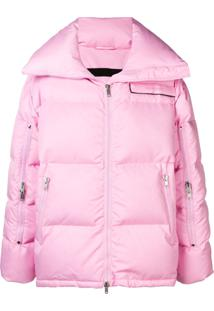 Calvin Klein 205W39Nyc Padded Jacket - Rosa